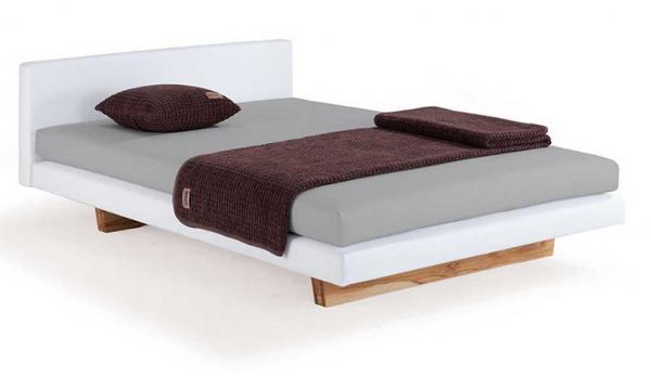 Dormiente durchgehende Massivholzfüsse für Lounge Night Polsterbett